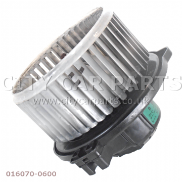 TOYOTA AVENSIS MODELS 2003 TO 2007 BOSCH HEATER BLOWER MOTOR FAN 0130101602